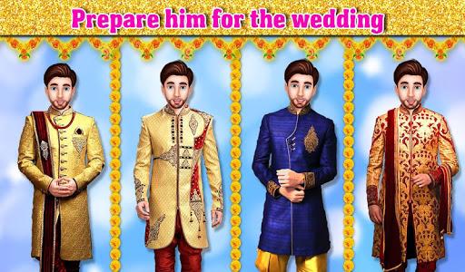 Indian Wedding Part1 - Love Marriage Beauty Salon android2mod screenshots 13
