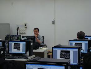 Photo: 20111017頭份(一)電腦軟體應用與實作MS Office Word與Excel004