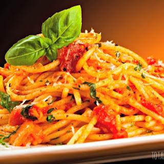 Peek A Boo Pasta Sauce