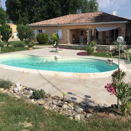 maison à Grézet-Cavagnan (47)