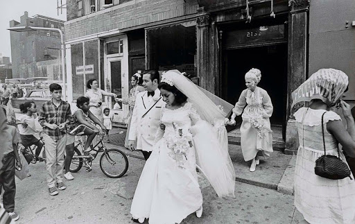 Wedding Day, Washington Heights, New York