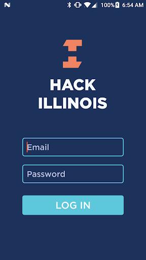 HackIllinois 2017  screenshots 1