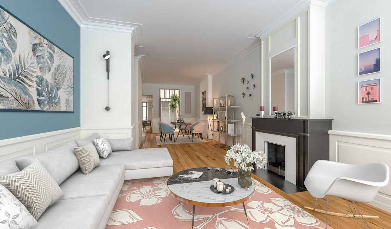Appartement contemporain La Rochelle
