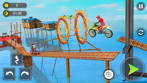 Télécharger Peu Bicyclette Cascade APK MOD (Astuce) screenshots 5