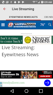 WPRI 12 News - Providence, RI- screenshot thumbnail