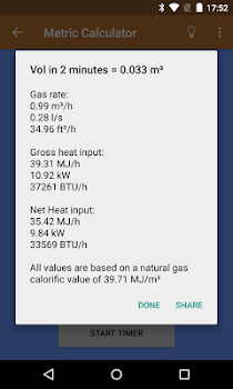 Gas Rate Calculator and Guide