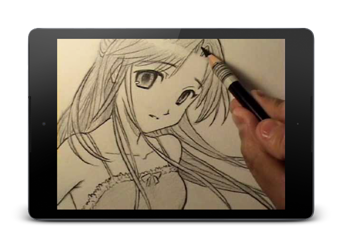 How to Draw Manga Android 10