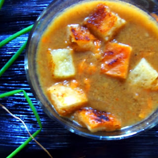 Port Wine Chickpea Soup