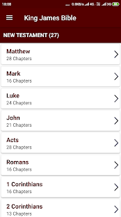 Download Holy Bible : King James Bible For PC Windows and Mac apk screenshot 2