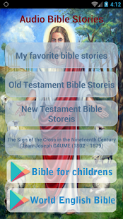 ♱ Audio Bible Stories - náhled