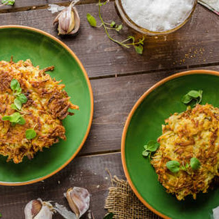 Fried Hash Browns With Peppers Onions Recipes