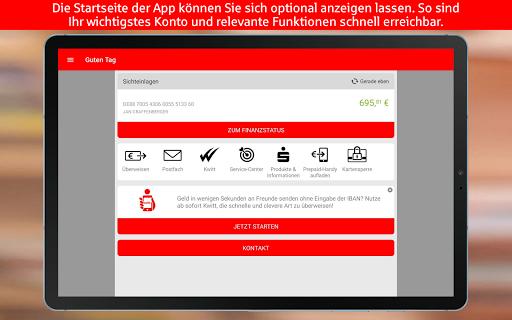 Sparkasse   Ihre mobile Filiale  screenshots 13