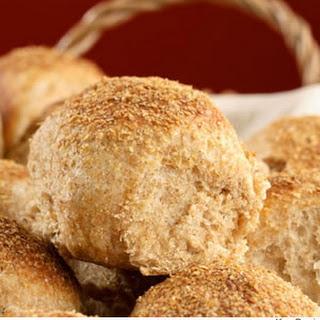Soft Whole-Wheat Dinner Rolls Recipe