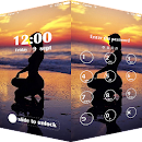 Applock Theme Sunset v 1.0.0 app icon