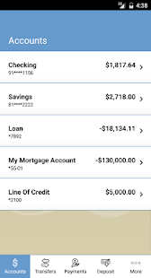 Lafayette Federal Credit Union- screenshot thumbnail