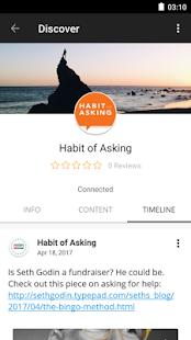 Habit of Asking - náhled