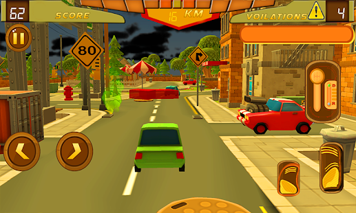 Need for Extreme Car Driving 3D - náhled