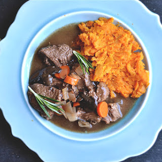 Slow Cooker Beef Burgundy