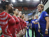 Une championne américaine de gym poursuit en justice des entraîneurs, sa fédération et le Comité Olympique national