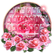 App Pink Rose Heart Keyboard Theme APK for Windows Phone
