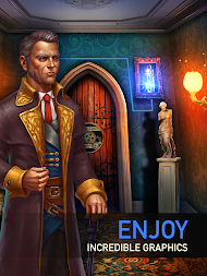 Adventure Valley: Forgotten Manor (100 doors) APK screenshot thumbnail 5