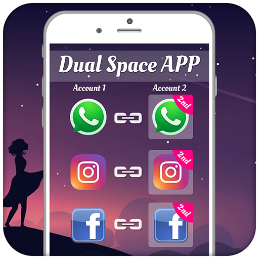 Dual Space: Parallel App & Multiple Accounts