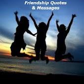 Friendship Quotes & Messages