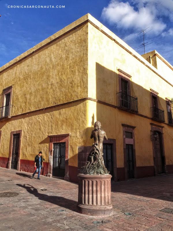Centro de la Ciudad de Querétaro