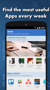 Briteli - Discover Useful Apps Screenshot 1
