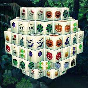 Fairy Mahjong Halloween Android Apps On Google Play