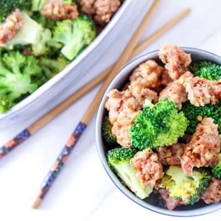 Hot Italian Sausage & Broccoli