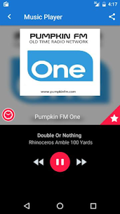 Pumpkin FM - Old Time Radio Network- screenshot thumbnail