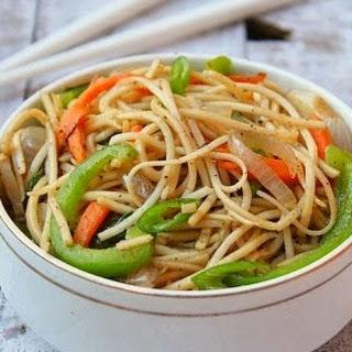Chinese Noodles | Vegetable Noodles | Easy Noodles Recipe | Restaurant Style Vegetable Noodles