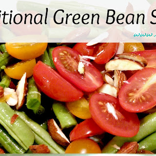 Traditional Green Bean Salad