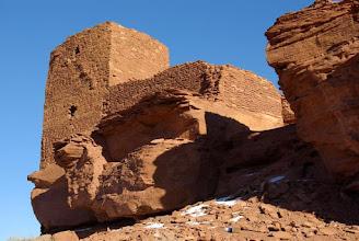 Photo: Wokoki Ruin, Wupatki National Monument, Arizona