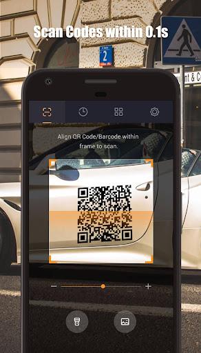 QR Scanner screenshots 1