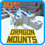 Dragon Mounts Mod for Minecraft PE