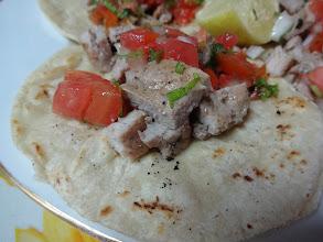 Photo: taco de bistec