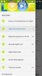 Aprende Inglés - Escuchando - náhled