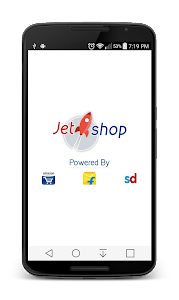 Jet Shop Online Shopping App screenshot 0