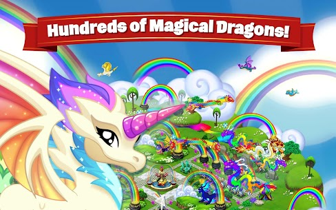 DragonVale MOD APK (Unlimited Gold) 1