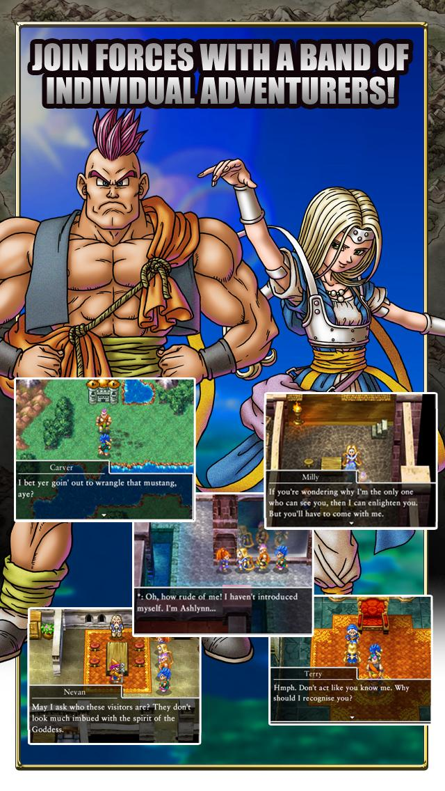 DRAGON QUEST VI screenshot #3
