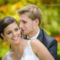 Wedding photographer Laurent Fabry (fabry). Photo of 01.01.2016