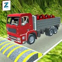 3D Truck Driving Simulator - Real Driving Games icon