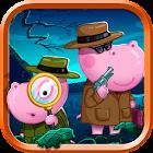 Kids Super Spy Games icon