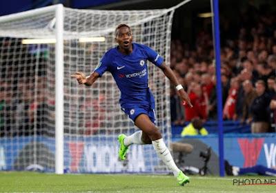 """Charly Musonda affirme ses ambitions: """"Porter à nouveau le maillot de Chelsea"""""""