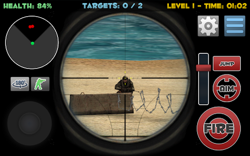 Sniper Shooting 3D screenshot
