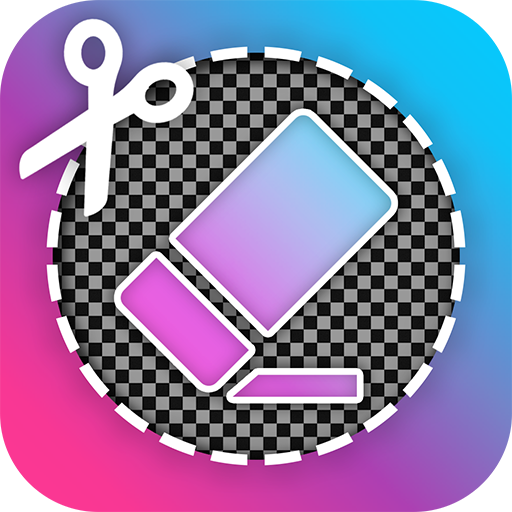 Cut Paste Photos & Video Frames Icon
