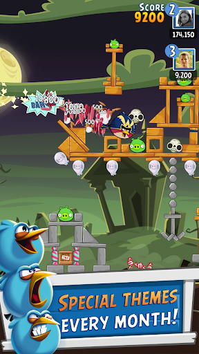 Angry Birds Friends 4.9.0 Screenshots 4