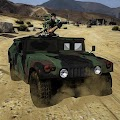 Army Games : Military Tactical Car Shooting APK